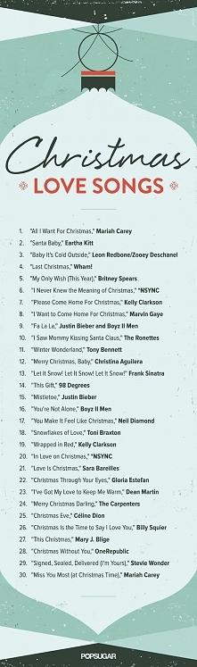 Od kiedy zaczynacie słuchać piosenek Świątecznych? Jak od teraz, a nie wiecie czego posłuchać to macie tutaj listę!