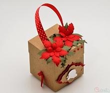 Pudełko na prezent od mikoł...