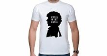 Koszulka ze śmiesznym napis...