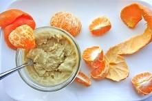 Masło z nerkowców i mandarynek