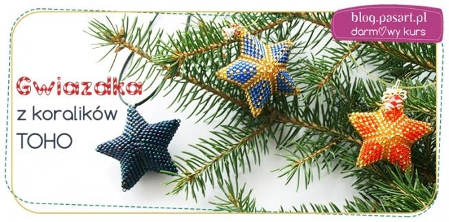 Darmowy kurs na ręcznie robione gwiazdki - zaskocz rodzinę i znajomych i zrób je sama <3!