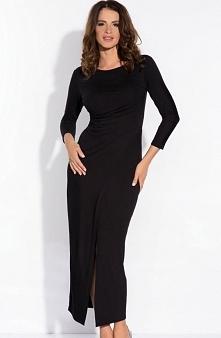FIMFI I139 sukienka czarna ...