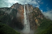 Wodospad Santo Angel, Wenez...