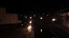 Moje miasto noca.