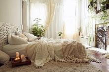 Chyba najbardziej podobają mi się sypialnie w beżach.