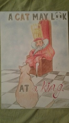 'A cat may look at a k...
