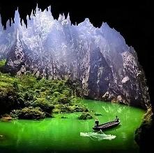 Jaskinia Yingxi Corridor, Chiny