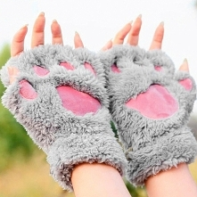 Świetne rękawiczki na chłodne dni, i można normalnie smartfona używać ;) Klik...