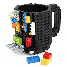 Kubek do kawy LEGO :D Fajny pomysł na prezent świąteczny ;)