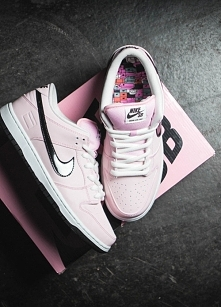Nike SB Dunk Low Elite 'Pink Box'