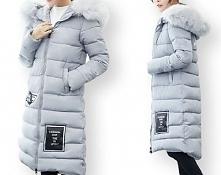 piękne płaszcze zimowe dla ...