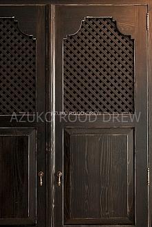 drzwi szafy z dodatkiem ażuru