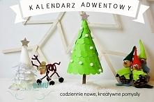 Kalendarz adwentowy - codziennie jedno kreatywne zadanie do wykonania. Zaczynamy już 1 grudnia kliknij i zapisz sobie stronę
