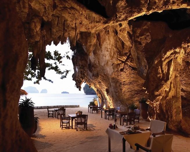 Hotel Rayavadee Krabi, Thailand