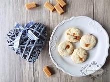 Ciasteczka z krówkami.