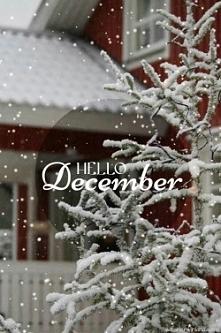 Nie mogę w to uwierzyć,mamy już grudzień ! możemy zaczynać przygotowania do Świąt! <3 24 dni <3