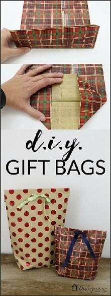 pomysl jak spakowac prezenty