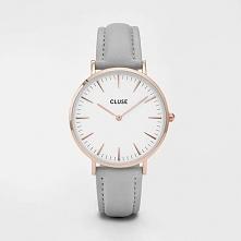 Szary zegarek damski CLUSE.