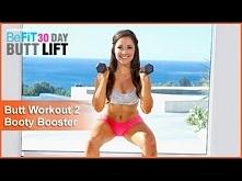 Butt Workout 2: Booty Booster | 30 DAY BUTT LIFT
