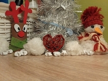 świąteczne ozdoby diy :) wi...