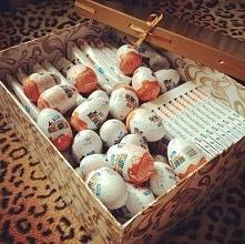 No i pudełko pełne słodkośc...