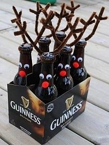 Hehe, rozwaliło mnie to :D Pomysł na przystojenie prezentu dla piwoszy :-) Zdecydowanie dobre DIY!