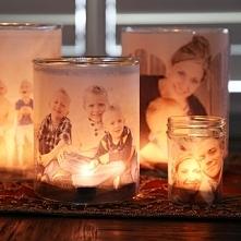 Świeczniki ze zdjęciami to ...