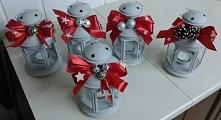 Świąteczne latarenki... idealny drobiazg na prezent :) która najładniejsza?