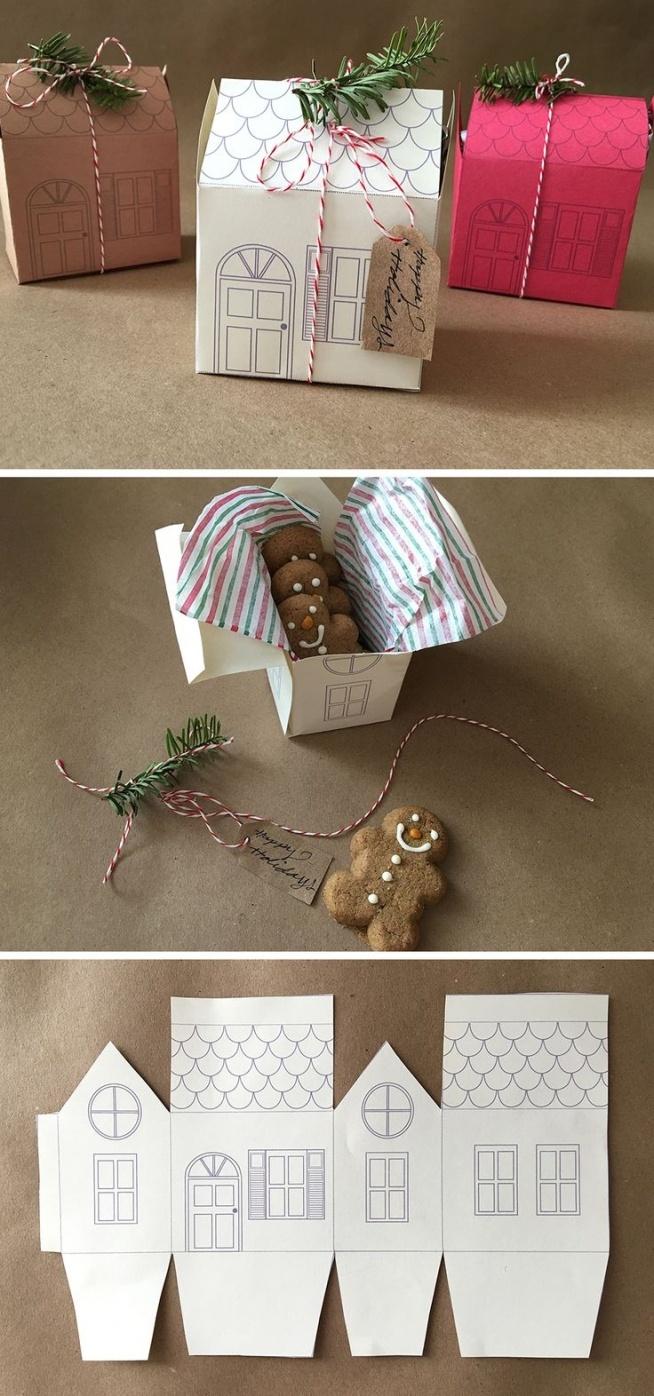 Pyszny prezent, ładnie zapakowany.