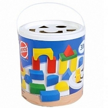 Witajcie w poniedziałek, tak samo jak wy - uwielbiamy:)   Heros 11810 Sorter - Kolorowe Drewniane Klocki w Kształcie Figur Geometrycznych zapakowane w poręczne, tekturowe pudełk...
