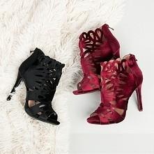 Ażurowe sandały...nie potrafimy oderwać od nich wzroku