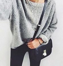 Piękny sweterek <3