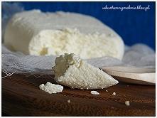 DOMOWY TWARÓG (biały ser) -przepis klik w zdjęcie