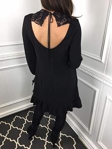 Kobieca sukienka z koronką Link po kliknięciu w zdjęcie