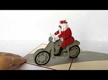 Kartki Świąteczne 3D