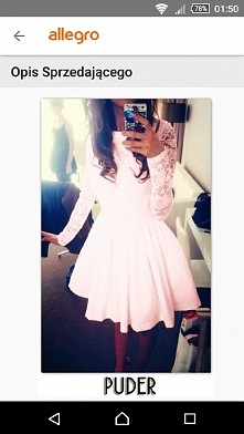 Co myślicie o sukience?  ch...