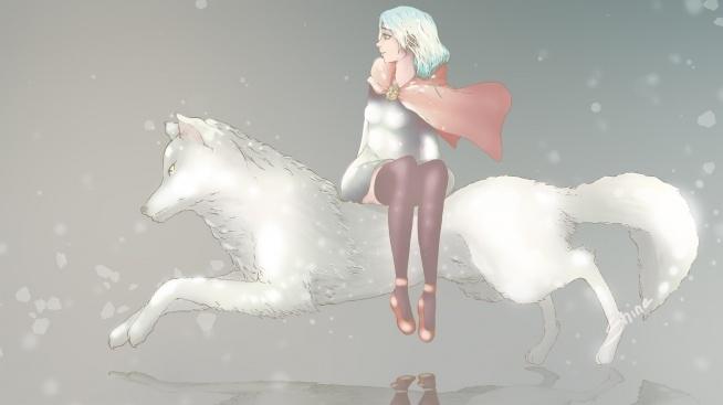 """""""In a world of dreams"""" - speed painting znajduje się na kanale youtube! Zapraszam!"""