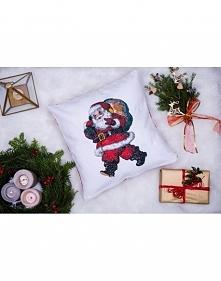 Poduszka z Mikołajem! Kliknij w fotkę aby kupić!