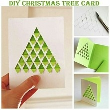 Proste i bardzo ładne kartki świąteczne.