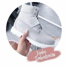 Czarne już mam, no to teraz czas na szare. Timberland'y podobają mi się już od dawna, a te szare zwłaszcza! Nie są to buty tanie, jednak z pewnością posłużą długi, długi cz...