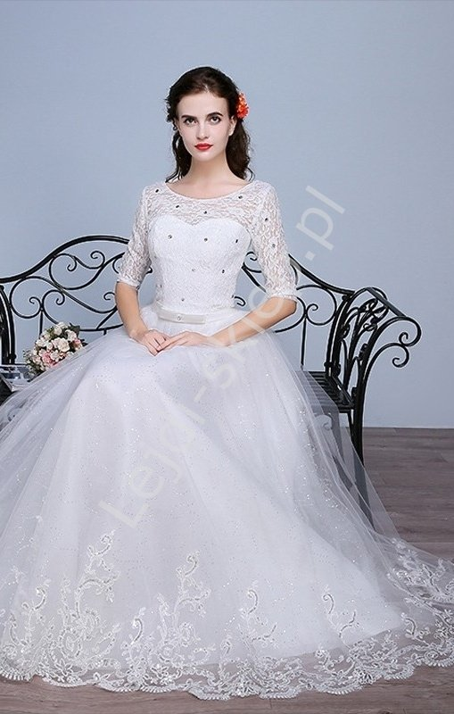Suknia ślubna. lejdi-sklep.pl 539zł