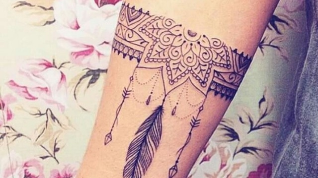 Mandala Na Tatuaże Zszywkapl