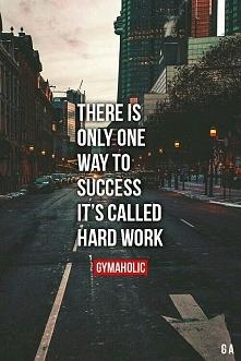 Hard work...