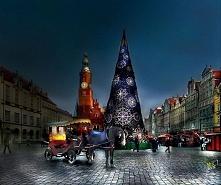 Wrocław świąteczny Rynek