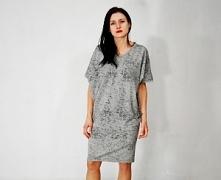 sukienka dzianinowa_ rozm od S - 4XL