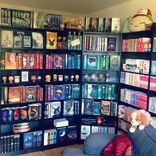 Bardzo lubię czytać książki. Nie mam ulubionego gatunku więc praktycznie każd...