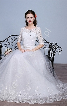 Suknia ślubna. lejdi-sklep....