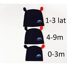 Witajcie, Zawsze się przydają:)  Nowa dostawa czapek dla dzieci i niemowląt Mr B od Lullalove.   Dostępne Rozmiary 0-3 miesięcy, 4-9 miesięcy i 1-3 lat  - Czapki naciągają się i...