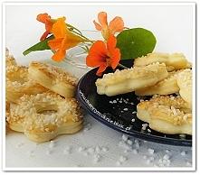 Kruche ciasteczka z cukrem perlistym (przepis klik w zdjęcie)