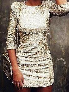 idealna sukienka na sylwestra . Zdjęcie znalezione w internecie.